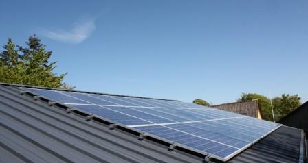 6,6 kW solcelleanlæg Brørup