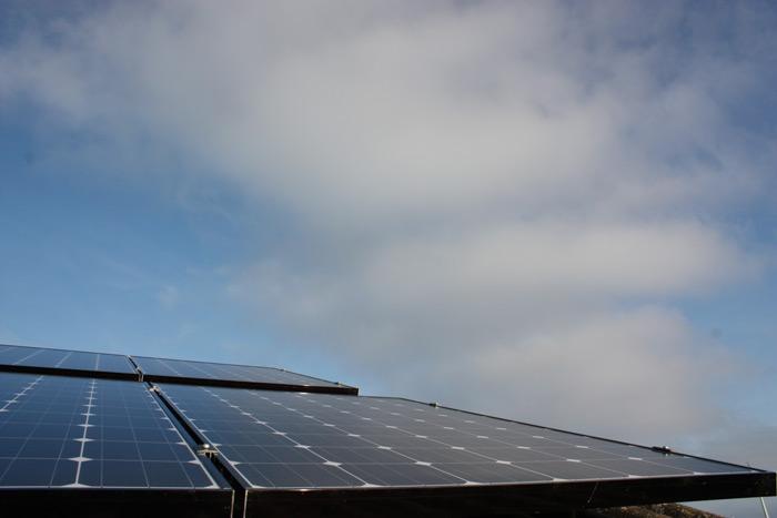 6 kW solcelleanlæg Gesten