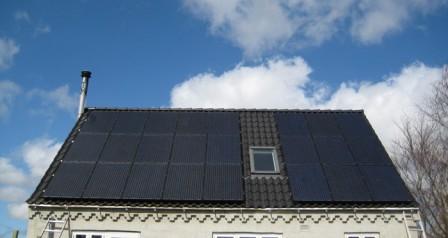 6 kW solcelleanlæg Janderup