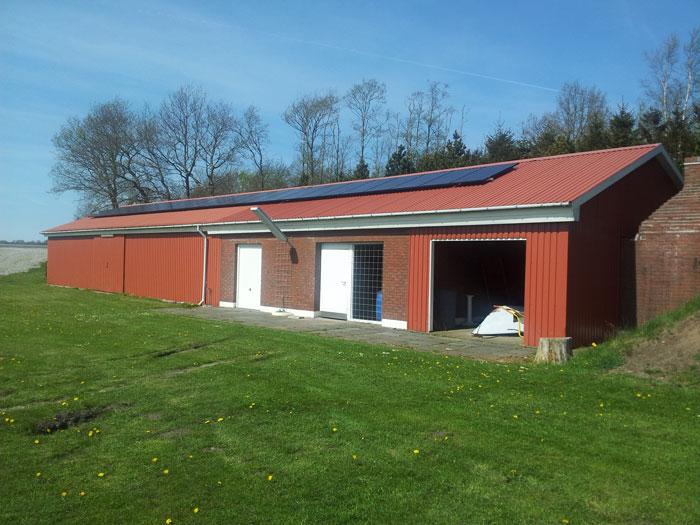 6 kW solcelleanlæg Lintrup