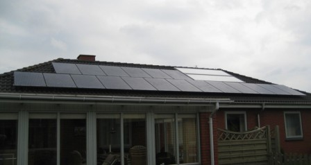 4,8 kW solcelleanlæg Brørup