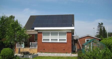 6 kW solcelleanlæg Brørup