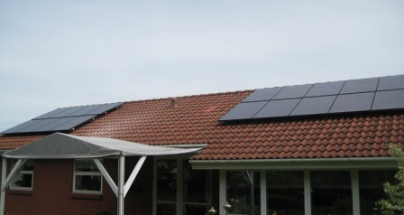 5,5 kW solcelleanlæg Vejen