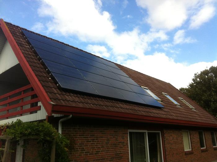 5 kW solcelleanlæg Esbjerg N