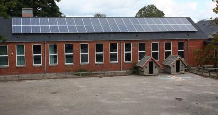 Brørup Skolen 10 kW