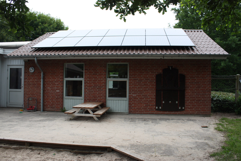 Børnehaven Kildevænget 10 kW