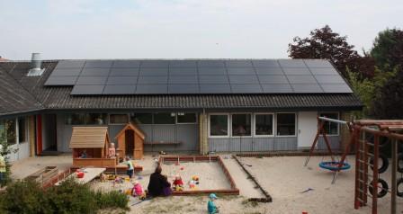 Bække Børnehave 10 kW