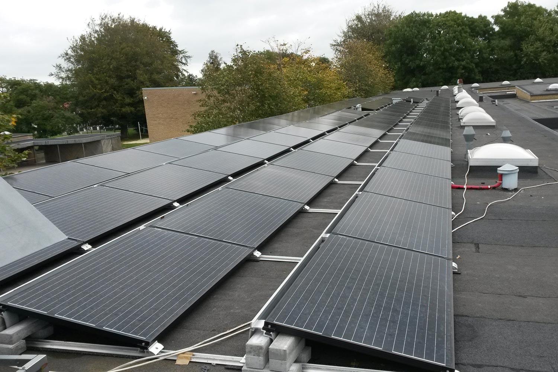 Østerbyskolen 20 kW
